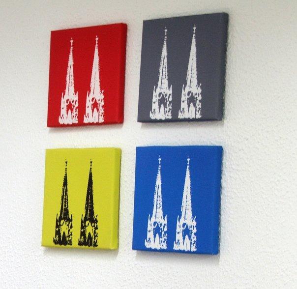 Köln Dom Artwork